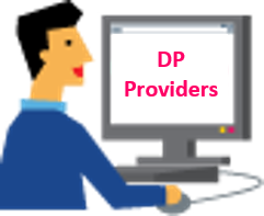 Icon for DP Providers